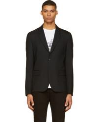 Мужской черный пиджак от Marc by Marc Jacobs
