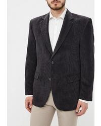 Мужской черный пиджак от Mishelin