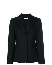 Женский черный пиджак от P.A.R.O.S.H.