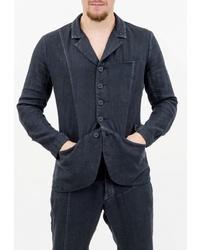 Мужской черный пиджак от Pavel Yerokin