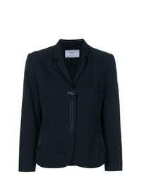 Женский черный пиджак от Prada Vintage