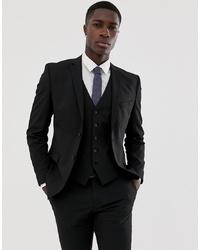 Мужской черный пиджак от Selected Homme