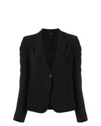 Женский черный пиджак от Uma Raquel Davidowicz