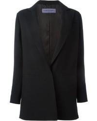 Женский черный пиджак от Ungaro