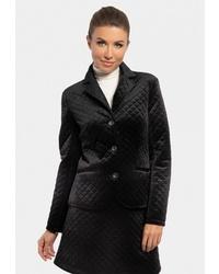 Женский черный пиджак от Vladi Collection