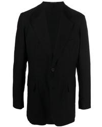 Мужской черный пиджак от Yohji Yamamoto