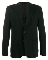 Мужской черный пиджак от Z Zegna