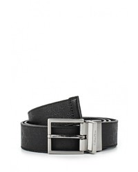 Мужской черный ремень от Calvin Klein Jeans