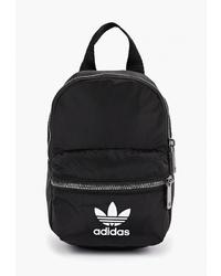 Женский черный рюкзак из плотной ткани от adidas Originals