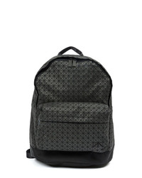 Мужской черный рюкзак из плотной ткани от Bao Bao Issey Miyake