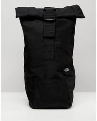 Мужской черный рюкзак из плотной ткани от Dickies
