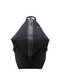 Мужской черный рюкзак из плотной ткани от Niløs