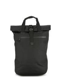 Мужской черный рюкзак от As2ov