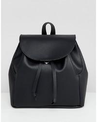 Женский черный рюкзак от ASOS DESIGN
