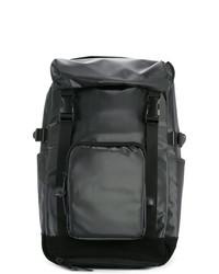 Мужской черный рюкзак от Makavelic
