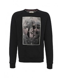Мужской черный свитер с круглым вырезом от Billabong