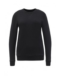 Женский черный свитер с круглым вырезом от Levi's