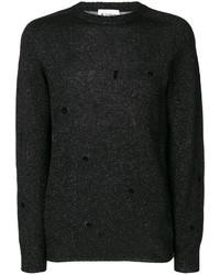 Мужской черный свитер от Dondup
