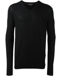 Мужской черный свитер от Michael Kors