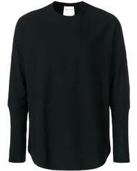Мужской черный свитер от Stephan Schneider