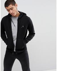 Мужской черный худи от Polo Ralph Lauren