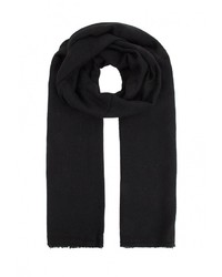 Мужской черный шарф от Batkovski