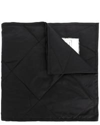 Женский черный шарф от Kenzo