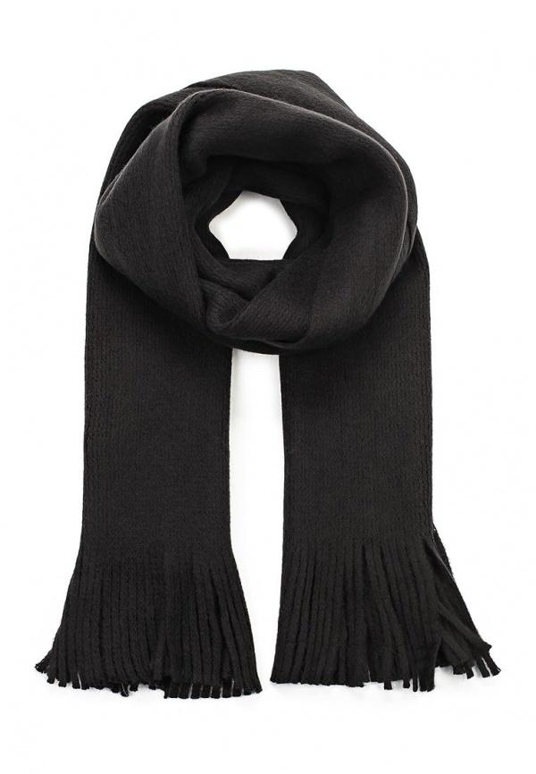 Мужской черный шарф от River Island