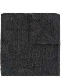Женский черный шарф от Y-3