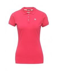 Женская ярко-розовая рубашка поло от Alcott