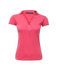 Женская ярко-розовая рубашка поло от Emoi
