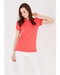 Женская ярко-розовая рубашка поло от U.S. Polo Assn.
