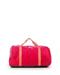 Женская ярко-розовая спортивная сумка от Puma