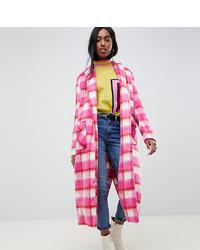a3a5a5d9511 Купить женское пальто в клетку в интернет-магазине Asos - модные ...