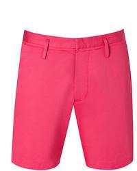 Ярко-розовые шорты
