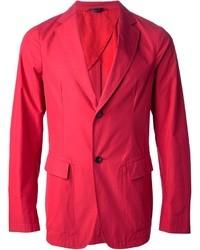 Ярко-розовый пиджак