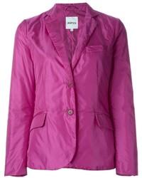 Женский ярко-розовый пиджак от Aspesi