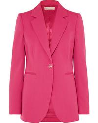 Женский ярко-розовый пиджак от Emilio Pucci