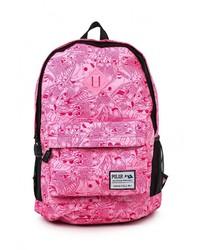 Женский ярко-розовый рюкзак от Polar