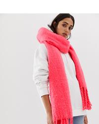 Женский ярко-розовый шарф от My Accessories