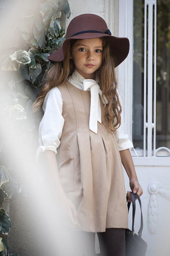 Коричневые платья для девочек купить