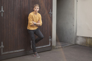 79e44975 Мужские серые замшевые высокие кеды от adidas, 7 204 руб. | farfetch ...