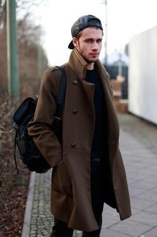 С чем носить рюкзак мужской купить рюкзак для девочек подростков в школу