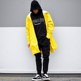 Мужские черные спортивные штаны от adidas Performance
