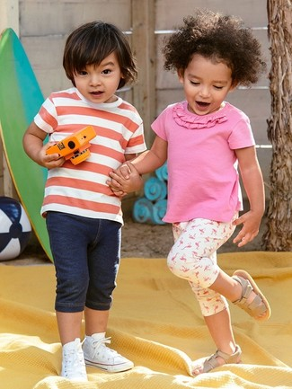 Модные детские луки 2020 фото в спортивном стиле:
