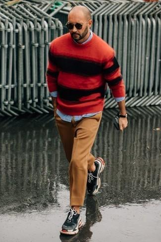 Мужские темно-серые кроссовки от Le Coq Sportif