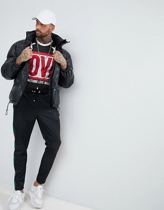 Мужские черные спортивные штаны от Trespass