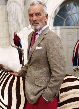 пиджак классическая рубашка брюки чинос галстук нагрудный платок large 8812