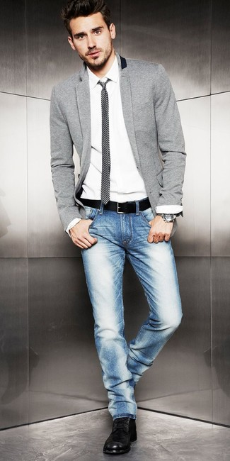 Мужские синие джинсы от Tommy Hilfiger Denim