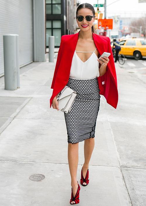 Белая юбка с пиджаком фото